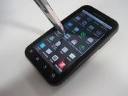 Motorola defy+ пыле-влагозащищенный телефон