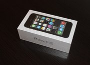 Оригинальный Apple iPhone 5s 16gB Sapce Gray Серо-чёрный